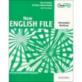 New English File Intermediate 2nd Edition | Workbook w/ROM