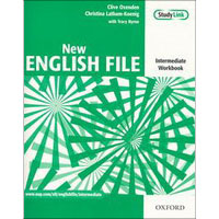 New English File Intermediate 2nd Edition | Workbook w/ROM