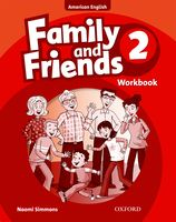 American Family and Friends 2 | Workbook