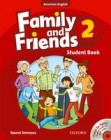 American Family and Friends 2 | Student Book with CD