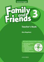 American Family and Friends 3 | Teacher's Book