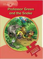 Professor Green and the Snake | Reader