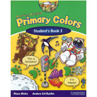 American English Primary Colors 3 Student Book