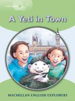 A Yeti in Town    Reader