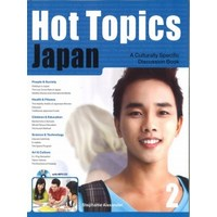 Hot Topics Japan 2 | Student Book with MP3 CD