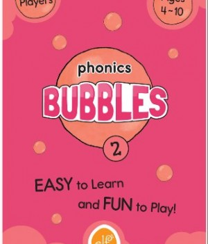 Phonics BUBBLES - Level 2