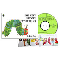 The Very Hungry Caterpillar | CD Set