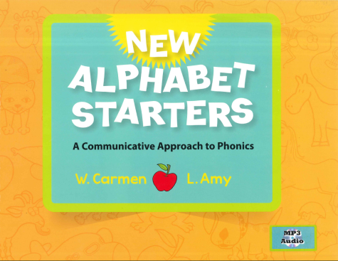 New Alphabet Starters  | Book with MP3
