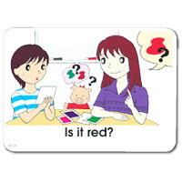 Question Cards: Level A Student's Cards | Cards