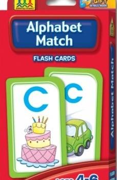 Alphabet Match | Flash Cards