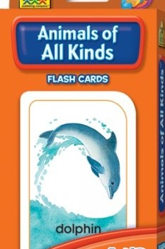 Animals of All Kinds | Flash Cards