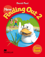 New Finding Out Class Book 2 | Class Book 2 with CD