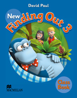 New Finding Out Class Book 3 | Class Book 3 with CD