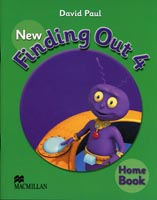 New Finding Out Home Book 4 | Home Book 4