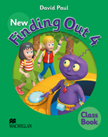 New Finding Out Class Book 4 | Class Book 4 with CD