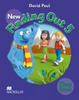 New Finding Out Class Book 5 | Class Book 5 with CD