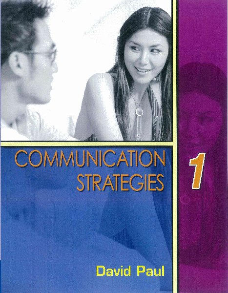 Communication Strategies 1 | Student Book