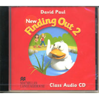 New Finding Out Class CD 2 | Class CD 2