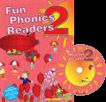 Fun Phonics Readers Book 2 | Reader + CD