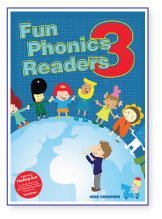 Fun Phonics Readers Book 3 | Reader