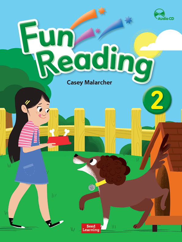 Fun Reading 2   Student Book with Workbook & Audio CD ...