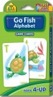 Go Fish Alphabet | Flash Cards