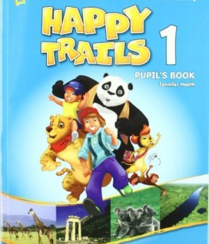 Happy Trails 1 | Classroom Audio CDs