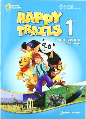 Happy Trails 1 | Activity Book