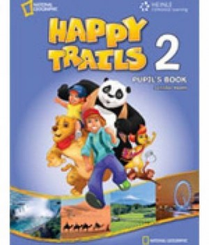 Happy Trails 2 | Student Book (112 pp) w/Audio CD