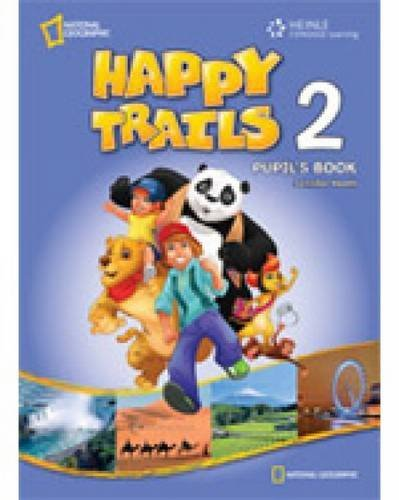 Happy Trails 2 | Interactive Whiteboard CD-ROM