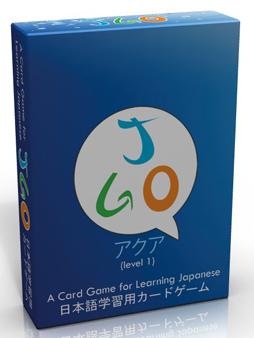 JGO Aqua(Level 1)  | Card Game