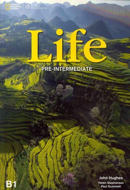 Life - Pre-intermediate | Student Book Pre-Inter B Combo Split