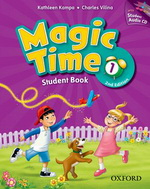 Magic Time: Second Edition - Level 1 | Student Book and Audio CD Pack
