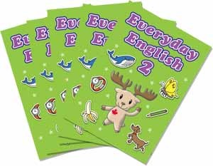 Everyday English 2 | Workbook Pack (5 Books without CD)
