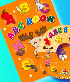 ABC Book & CD | Book with CD