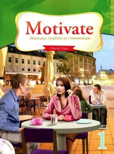 Motivate 1 | Student Book with AudioCD