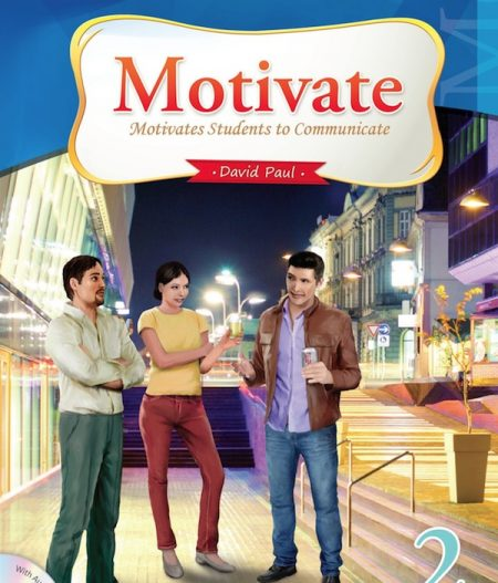 Motivate 2 | Student Book with CD