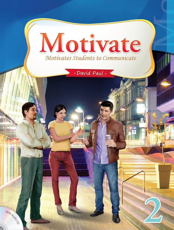 Motivate 2   Student Book with CD