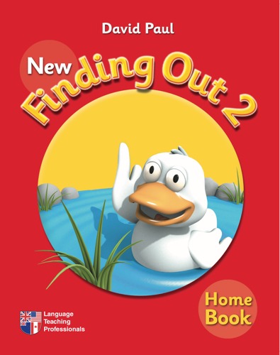 New Finding Out Home Book 2