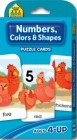 Numbers Colors and Shapes | Flash Cards