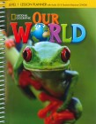 Our World 1 | Lesson Planner with Audio CD and Teacher's Resources CD-ROM