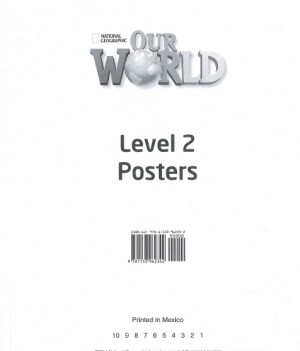 Our World 2 | Poster Set