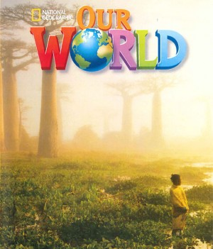 Our World 4 | Audio CD