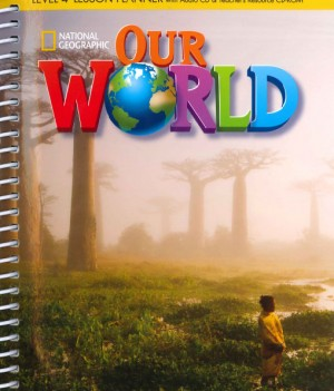 Our World 4 | Lesson Planner with Audio CD and Teacher's Resources CD-ROM