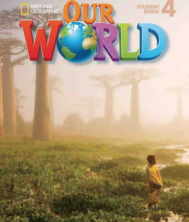Our World 4 | Student Book with CD-ROM