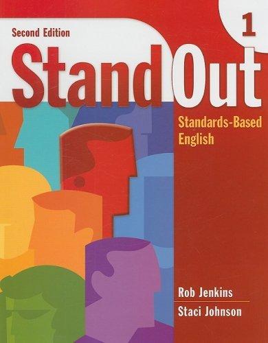Stand Out 1   Grammar Challenge Workbook