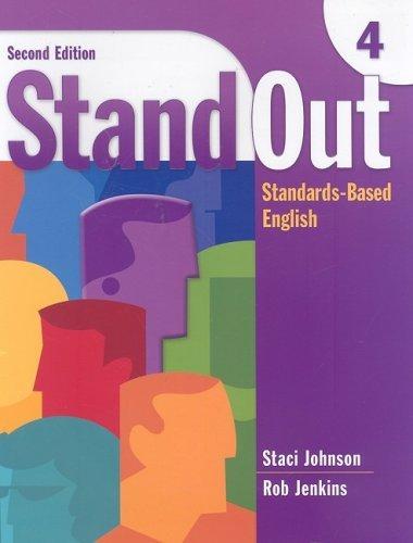 Stand Out 4   Grammar Challenge Workbook