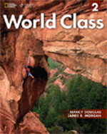 World Class Level 2 | Combo Split 2B Student Book with CD-ROM