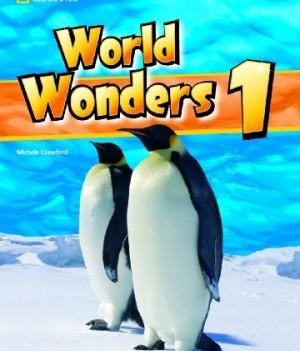 World Wonders 1 | Classroom Audio CDs
