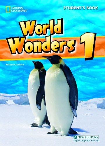World Wonders 1   Classroom Audio CDs
